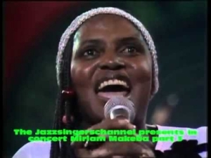 Zenzile Miriam Makeba - A Luta Continue
